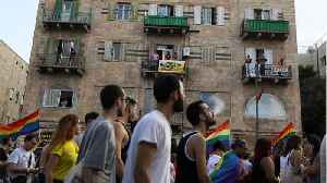 Jerusalem Gay Pride Parade Marches On [Video]