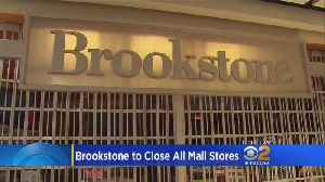 Brookstone To Close All Its Mall Stores [Video]
