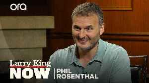 Phil Rosenthal talks Anthony Bourdain's influence on his career [Video]