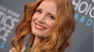 Jessica Chastain Asked to Drop Director Matthew Newton [Video]