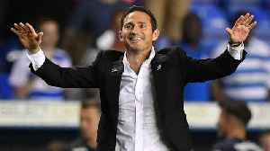 Lampard: I've missed these moments [Video]