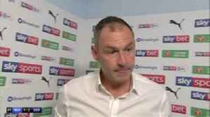 Clement: Big lesson for Reading [Video]