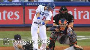Can the Dodgers hit themselves to the World Series? [Video]