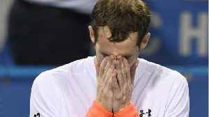 Andy Murray Pulls Out Of Citi Open After Brutal 3 a.m. Victory [Video]