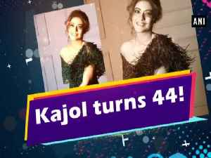 Kajol turns 44! [Video]