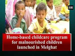 Home-based childcare program for malnourished children launched in Melghat [Video]