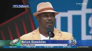 'Thank You For Everything': Brian Dawkins Gives Impassioned Speech At Hall Of Fame Induction [Video]