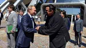 News video: Russia tasks Seagal with improving U.S. ties