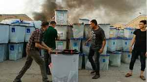 Iraq Completes Election Recount [Video]