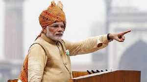 PM Modi के Independence Day की Speech तैयार कर रह& [Video]