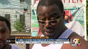 Family of another Cincinnati shooting victim prays for peace [Video]