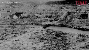 News video: 'Once You See the Images, You Understand.' Japanese Students Recreated Hiroshima Bombing in Virtual Reality