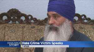 Sikh Man Attacked, Told To