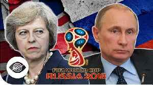 England VS Russia Over The World Cup? [Video]
