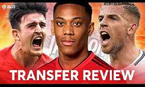ALDERWEIRELD, MAGUIRE, MARTIAL! Manchester United Transfer News Review [Video]