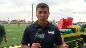 Lance Allan's Packers training camp update [Video]