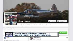 4 dead, 1 missing in Alaska sightseeing plane crash [Video]