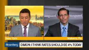 10-Year Bond Yield 'Highly Unlikely' to Reach 5%, Vanguard's Davis Says [Video]
