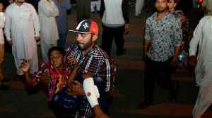 Dozens killed in Easter terror attack in Pakistan [Video]