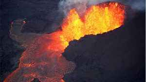 Hawaii Volcano Finally Stops Erupting [Video]