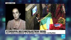 Ethiopia reconciliation: a move towards peace [Video]