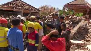 More than 100 dead in Indonesia quake. [Video]