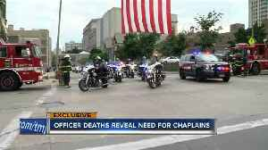 Milwaukee officer deaths highlight importance of police chaplains [Video]