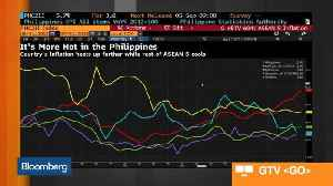 Philippine Inflation Quickened Further in July [Video]