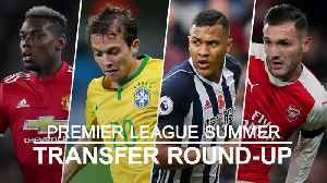 Premier League transfer round-up: Newcastle make sixth summer signing [Video]