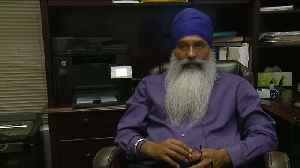 Sikh Man Attacked While Hanging Campaign Signs in California [Video]