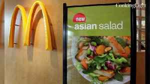 Nearly 400 Sickened By Tainted McDonald's Salads, CDC Says—Victims Are Now Suing the Chain [Video]