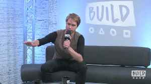 """Live From London: Joe Thomas Talks About His New Film, """"The Festival"""" [Video]"""