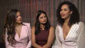 Cast Of 'Charmed' Talk Reboot [Video]