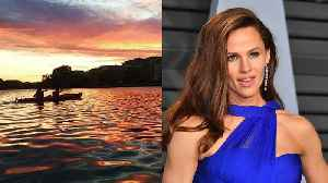 Jennifer Garner and Daughter Need Rescue After Getting Lost Kayaking [Video]