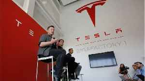 News video: Elon Musk's Twitter Account Says He Is Considering Taking Tesla Private At $420