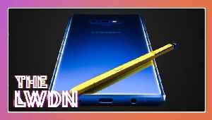 News video: Is the Galaxy Note 9 Boring?
