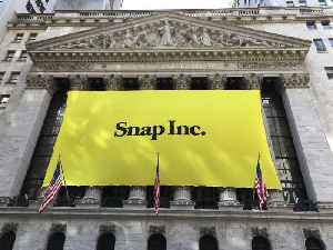 Snap Shares Jump Even as Users Decline [Video]