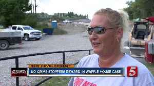 No Crime Stoppers Reward Given In Waffle House Case [Video]