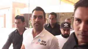 Run Adam App Launch By M.S. Dhoni - India's First Sports [Video]