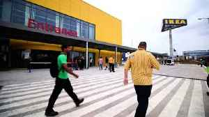 News video: Ikea makes big promises with first Indian store