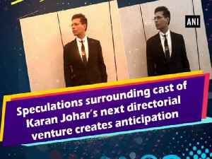 Speculations surrounding cast of Karan Johar's next directorial venture creates anticipation [Video]