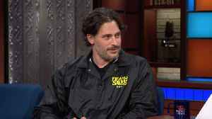 Manganiello & Stephen Discuss 'Dungeons & Dragons' Only [Video]