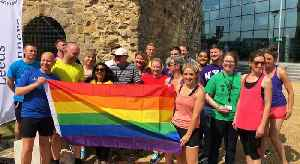 Leeds Business Park Celebrates Pride ️‍ [Video]