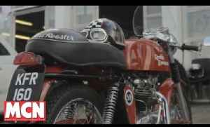 Royal Enfield - The Continental GT Story | Promotion | Motorcyclenews.com [Video]