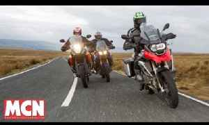 Adventure Bikes 2013 | Tests | Motorcyclenews.com [Video]