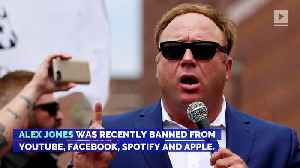 Why Twitter Hasn't Banned Alex Jones [Video]