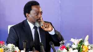 Congo's Kabila Agrees Not To Run For A Third Presidential Term [Video]