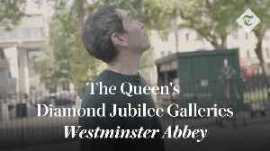 An exclusive look inside Westminster Abbey's spectacular new Diamond Jubilee Galleries [Video]
