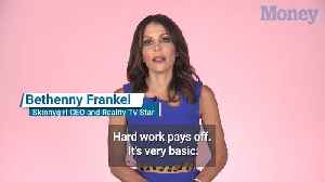 Financial Freedom with Bethenny Frankel [Video]