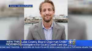 Lake County Board Chair Ends Re-Election Bid Amid Treatment For Drug Addiction [Video]